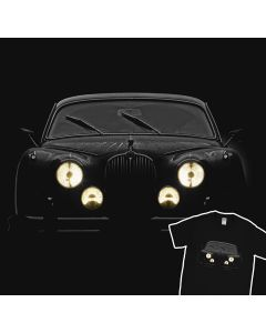 1959 Jaguar Mk2 T-shirt 240 340 Mark 2 T-Shirt