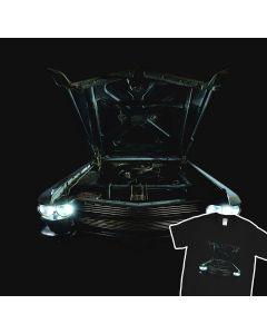 Cadillac DeVille 1964 T-Shirt Vintage Car 100% Cotton