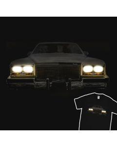 1980 Cadillac Seville Deville T-Shirt 100% Cotton