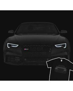 Audi RS5 T-Shirt A5 S5 100% Cotton
