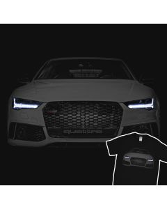 Audi RS7 S7 A7 T-Shirt 100% Cotton
