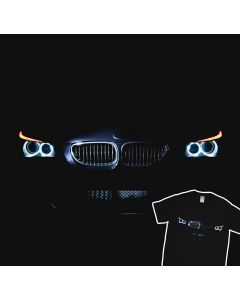 Bimmer E60 530 BMW OEM LUX H8 Headlights T-Shirt