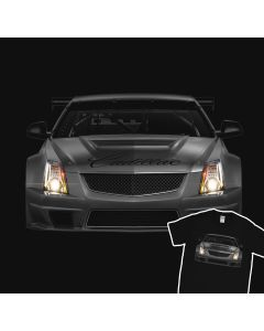 Cadillac CTS-V Second generation (2008–2015) T-Shirt