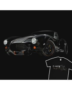 1965 Cobra T-shirt Racing Car Shelby Backdraft Vehicle