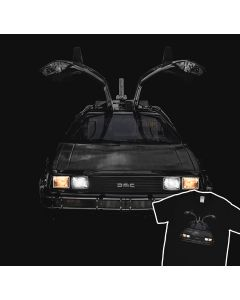 DeLorean DMC-12 Back to the Future T-Shirt