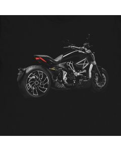Ducati xDiavel The Bastard Motorcycle T-Shirt 100% Cotton
