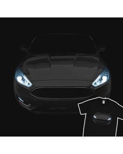 Ford Focus T-Shirt  Awesome Headlights Tee