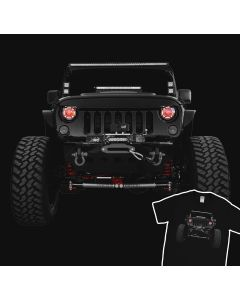 American Jeep Wrangler T-Shirts 2014 100% Cotton
