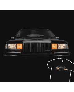 Lincoln Town Car II Hongqi 90' / 97' T-Shirt Mens Gift Idea