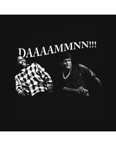DAAMMNN!! FUNNY Damn T Shirt Women Men Gift Idea Friday Movie Smokey and Craig Ice Cube
