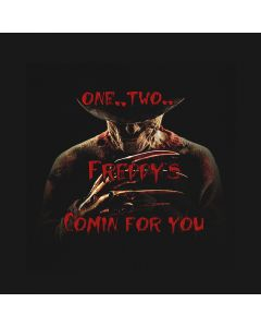 Freddy Krueger A Nightmare on Elm Street Horror T-Shirt