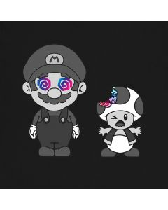 Super Mario Infected Mushrooms T-Shirt