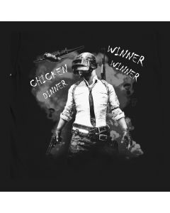 Winner Winner Chicken Dinner Shirt, PUBG tee, Playerunknown's Battlegrounds T-Shirt