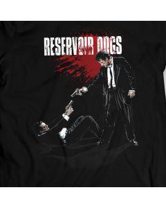 Reservoir Dogs - Buscemi / Keitel - Standoff - T-Shirt Quentin Tarantino 100% Cotton