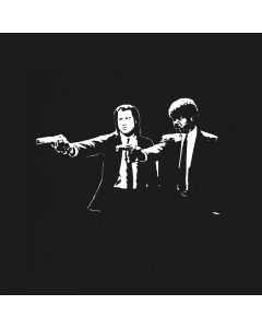 Pulp Fiction T Shirt Unisex/Mens Gift Idea Quentin Tarantino Samuel L Jackson Travolta Tee