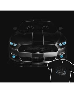 Mustang GT F-35 2015 Lightning Edition T Shirt V8 Powered