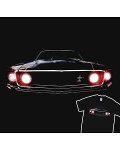Mustang Boss 302 1969 T Shirt Tees Women Men Gift Idea Present