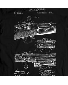Karabiner 98 Kurz - Kar98k - PuBg Winner Winner Chicken Dinner T-Shirt