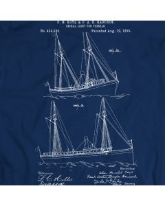 Koyl & Hancock Ship 1890 T-Shirt