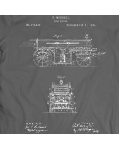 Morrell Fire Engine 1887 T-Shirt