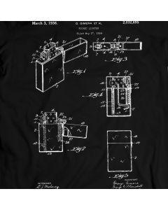 Lighter 1936 T-Shirt 100% Cotton