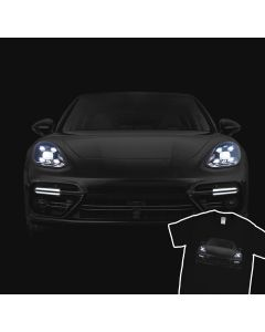 Porsche Panamera 2017 Turbo T-Shirt
