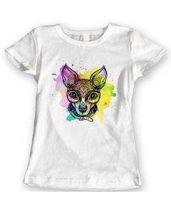 Chihuahua T-shirt 100% Cotton
